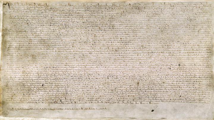 La Magna Carta