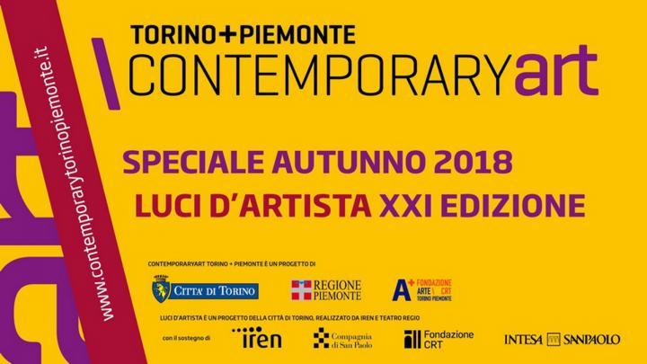 Speciale Autunno di Contemporary Art Torino Piemonte