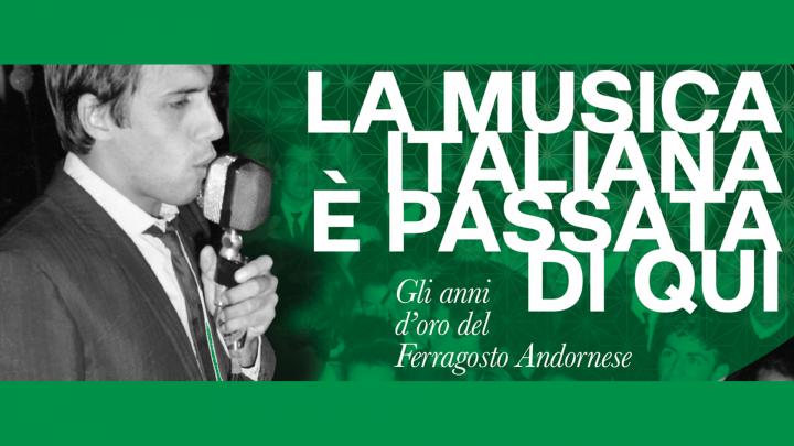 LA MUSICA ITALIANA È PASSATA DI QUI