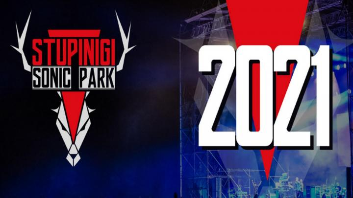 Logo Stupinigi Sonic Park 2021