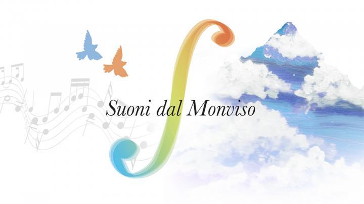 Suoni dal Monviso - logo della manifestazione