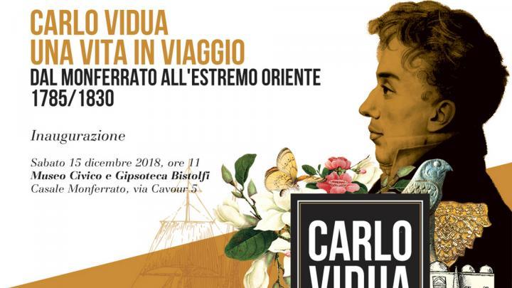 Carlo Vidua. Una vita in viaggio...