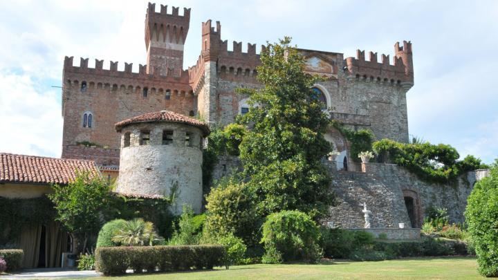 Castellar - Saluzzo Castello