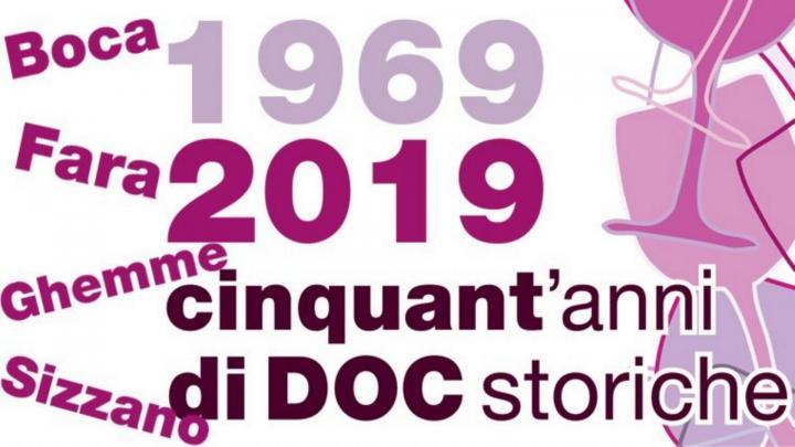 1969 - 2019. CINQUANT'ANNI DI DOC STORICHE