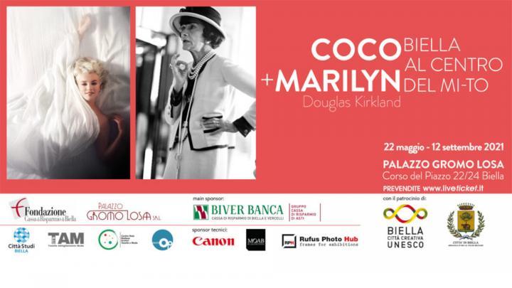 Coco + Marilyn. Biella al centro del MI-TO