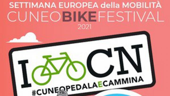 Cuneo Bike Festival locandina