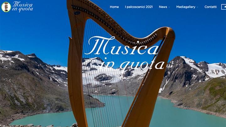 Musica in quota 2021 - locandina