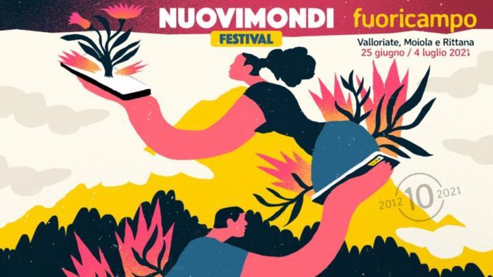 Nuovi mondi festival 2021 - locandina