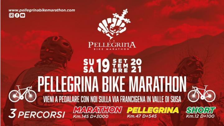Pellegrina bike marathon 2021